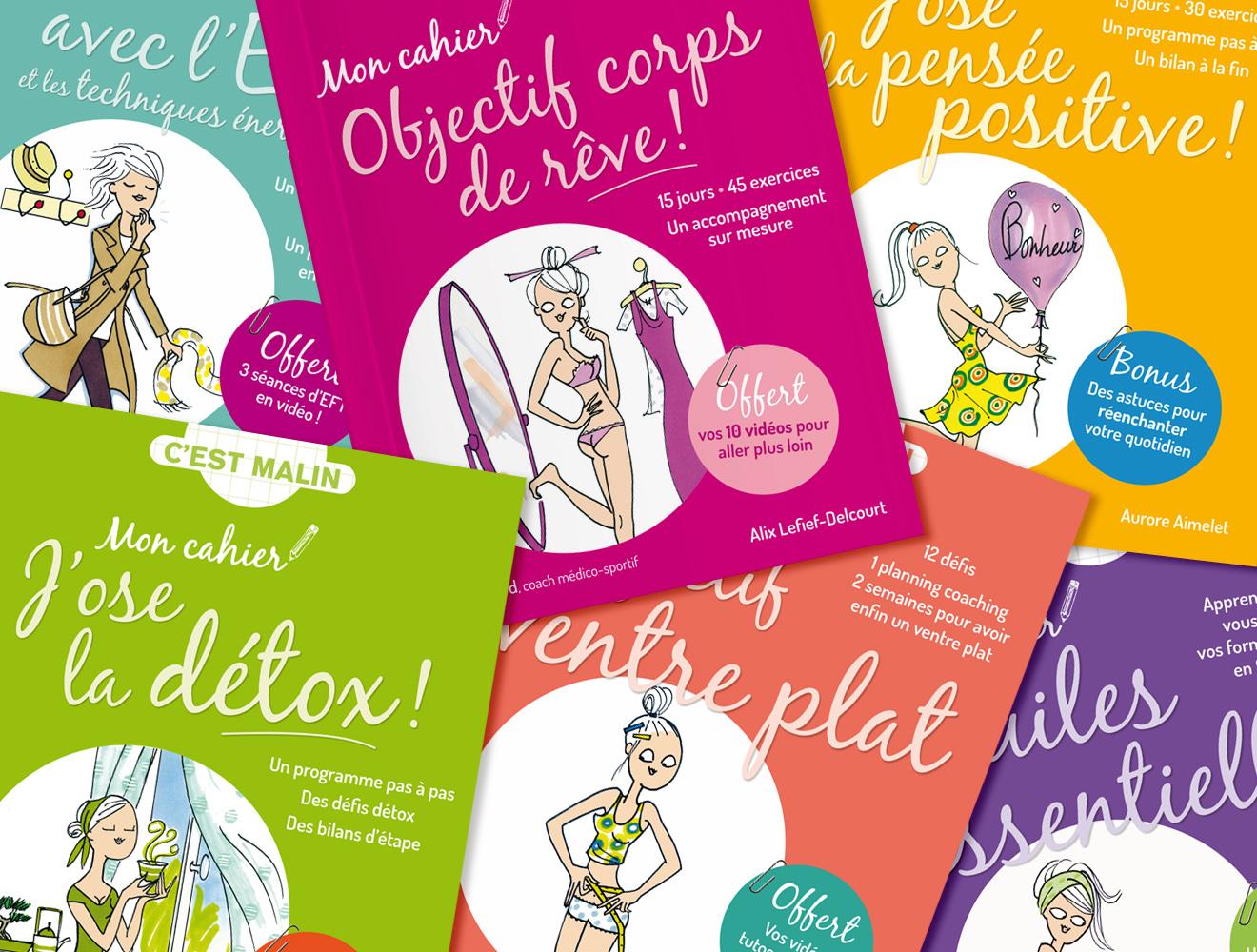 """Collection """"Mon cahier malin"""""""