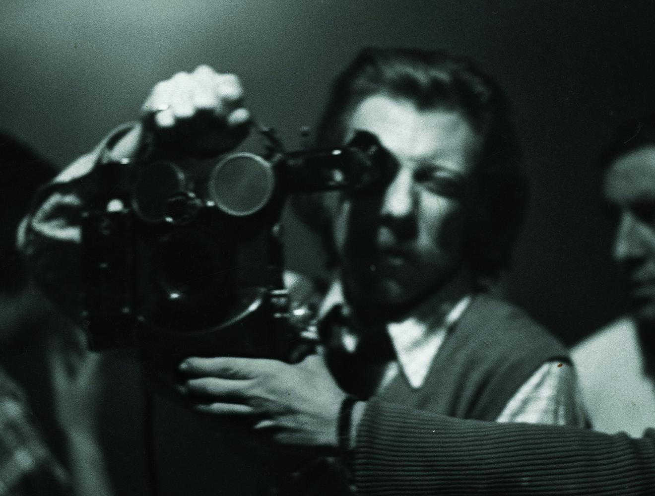 Charles Matton cinéaste